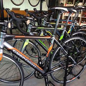 Photograph courtesy of Vélocity Café