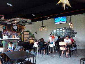 Velocity Cafe Interior 2