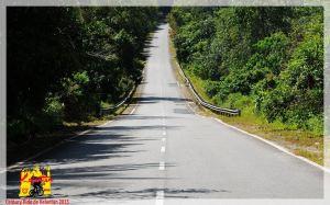 Kelantan Century 2015 KM105 Climb
