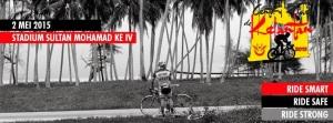 Kelantan Century Ride 2015 Banner