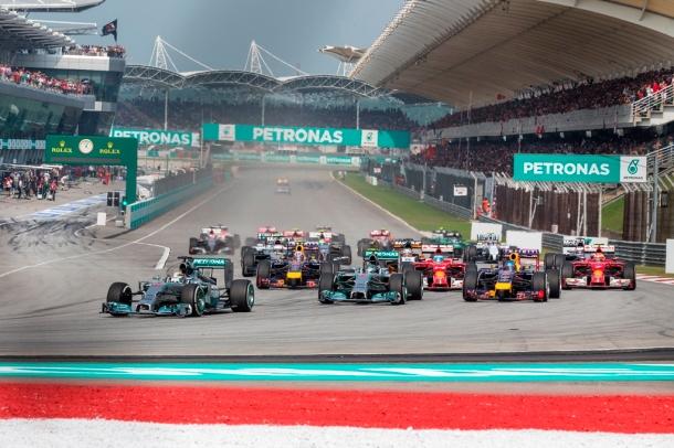 Sepang F1