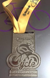 Save a Child's Heart Medal