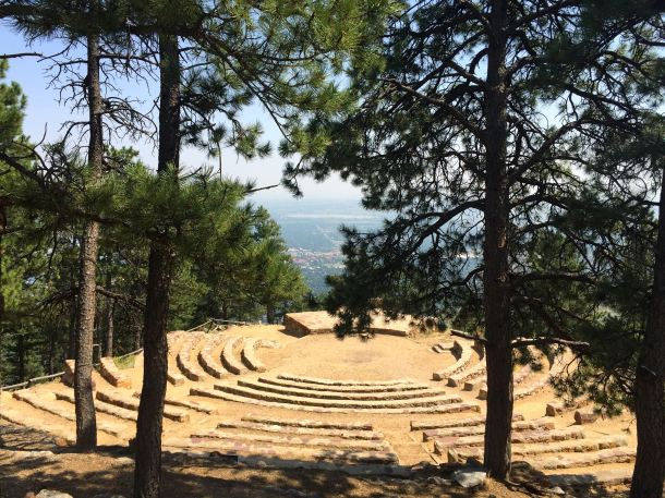 Cognoscenti Day 4 Flagstaff Amphitheater
