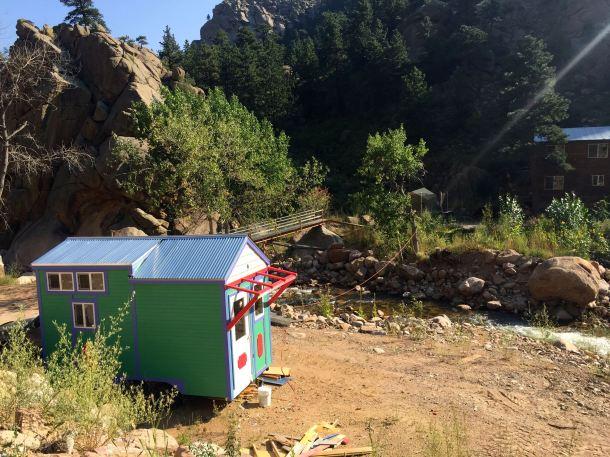 Cognoscenti Day 5 Tiny House