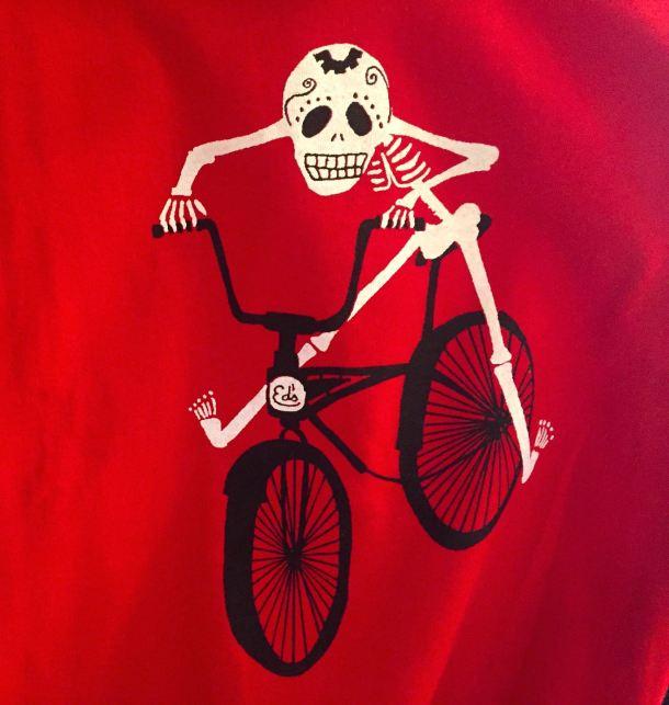 Cognoscenti Day 6 Skeleton T-shirt
