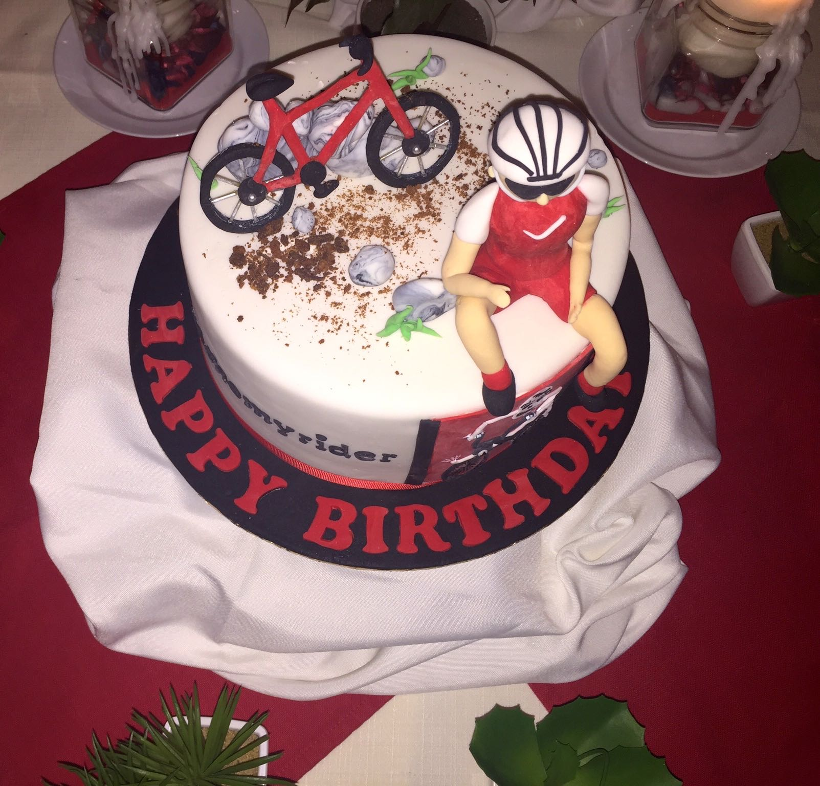 Birthday Cake Old Roots New Routes