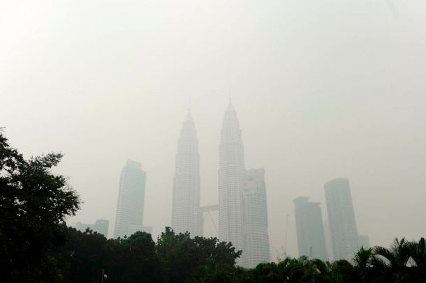 Photograph courtesy of Najjua Zulkefli at TheMalaysianInsider.com