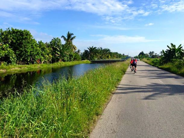 Audax BRM 200 Malaysia 2016 Canal Marco