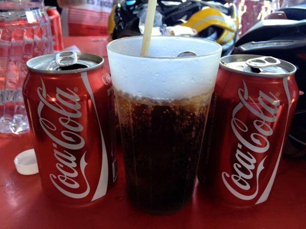 Audax BRM 200 Malaysia 2016 Coke Marco