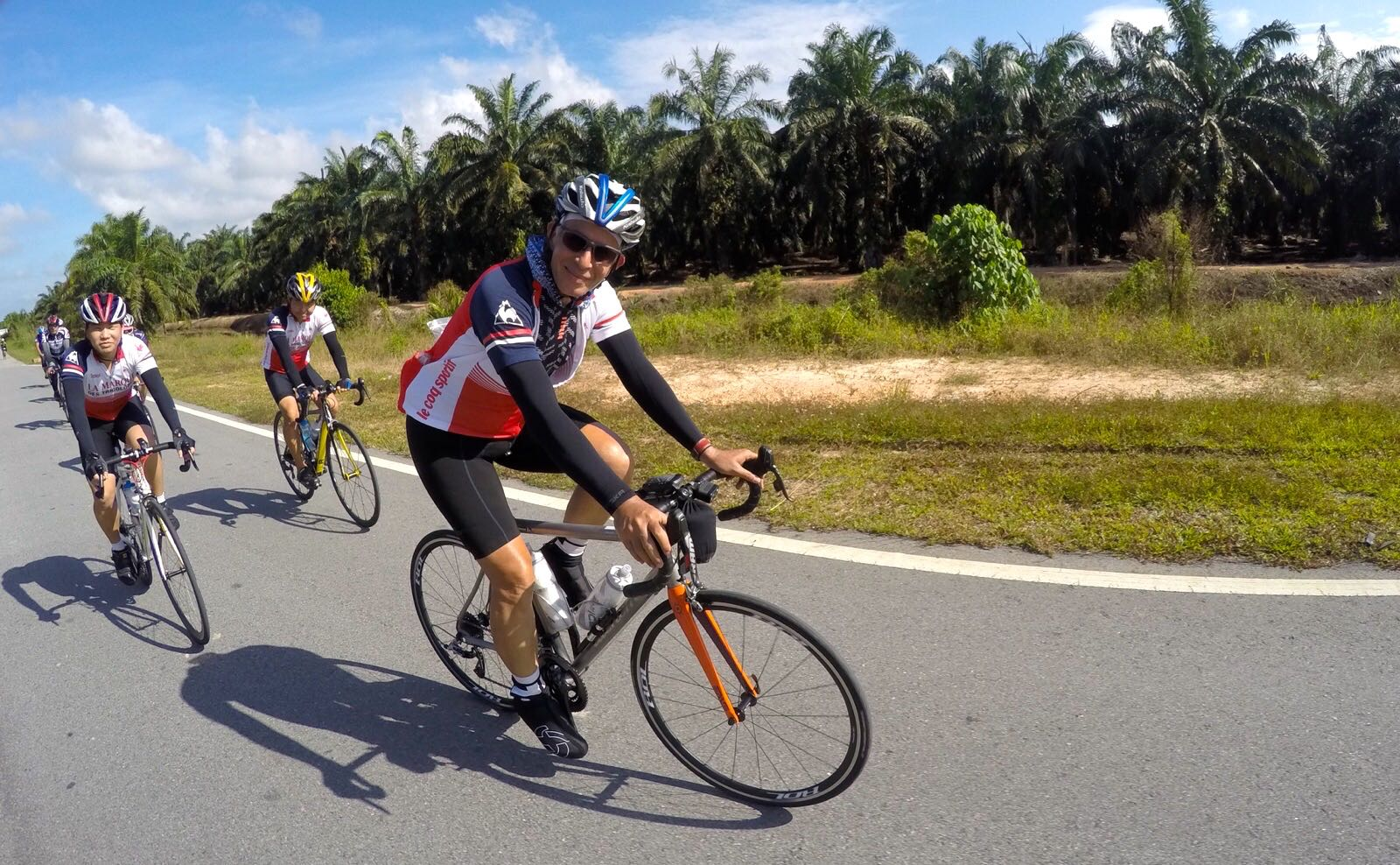 Audax BRM 200 Malaysia 2016 JM Liang