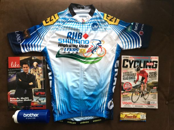 RHB Shimano Highway Ride LEKAS 2016 Schwag 2