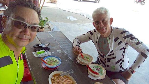 BCG Tour Teluk Intan Cendol