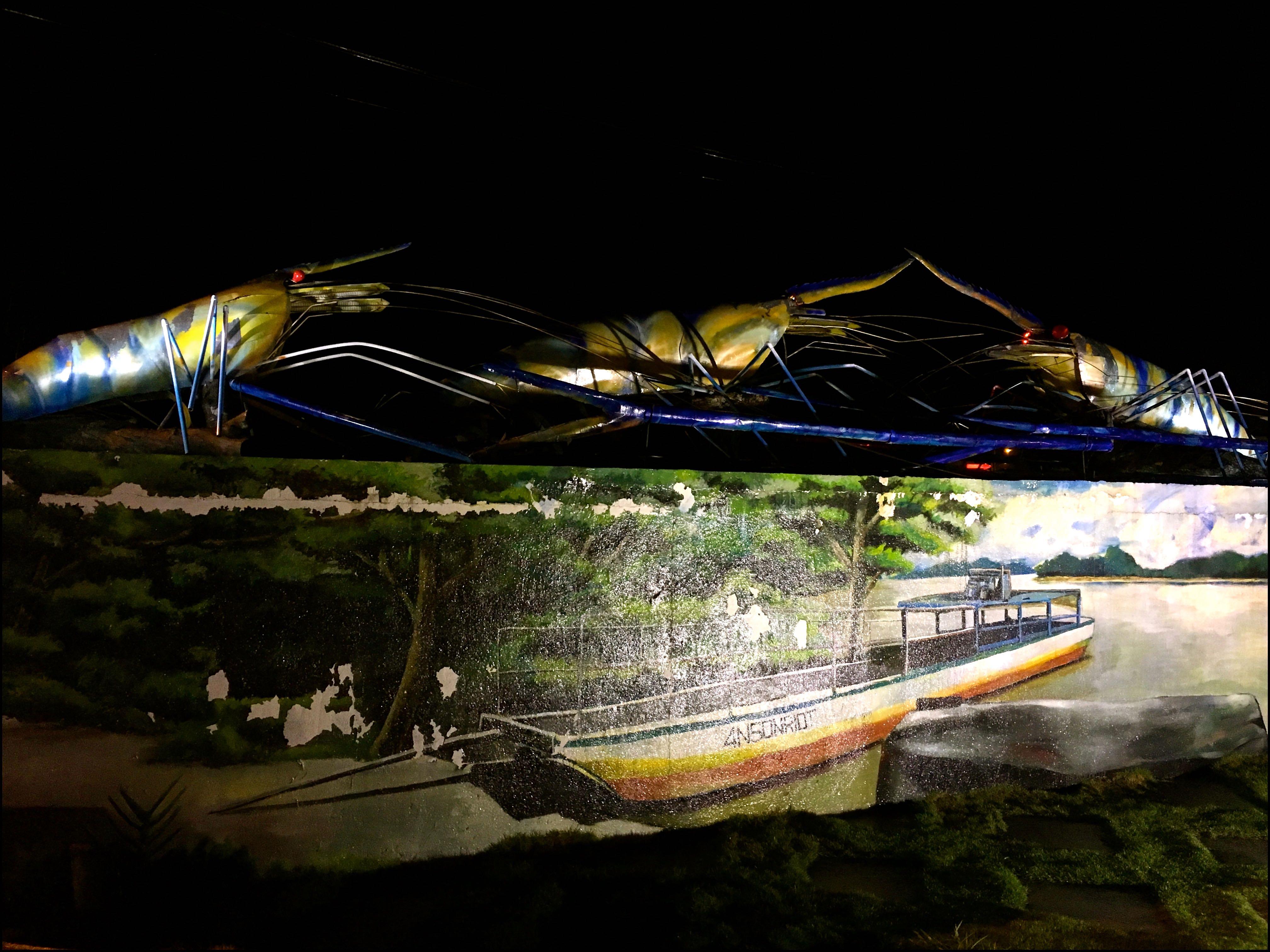 BCG Tour Teluk Intan Dataran Udang Galah