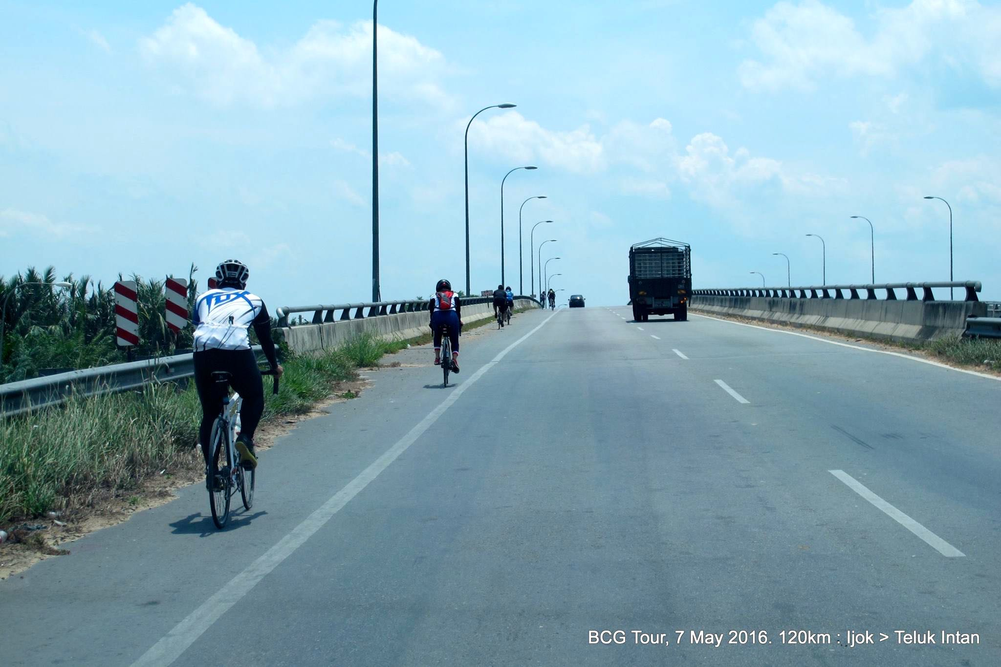 BCG Tour Teluk Intan KOM