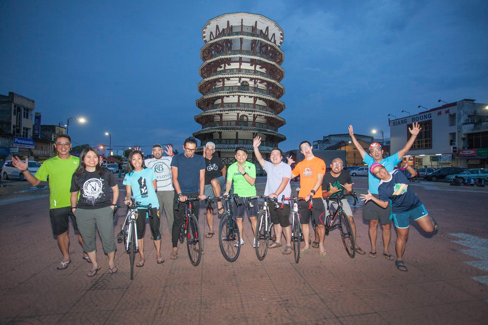 BCG Tour Teluk Intan Menara Condong