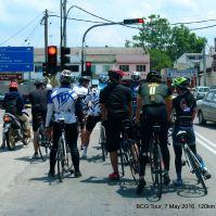 BCG Tour Teluk Intan Sabak Bernam Detour