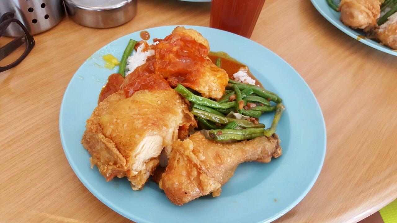 Morib Lunch Alvin