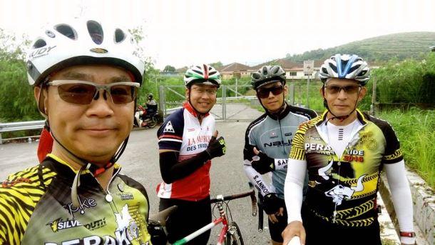 Perak Century 2016 Group Water Stop Leslie