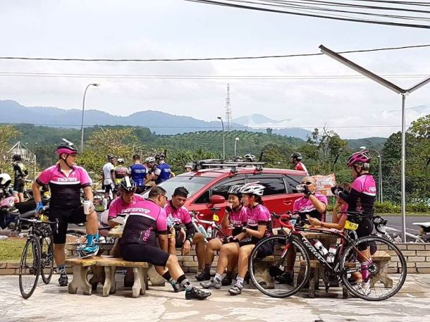 Perak Century 2016 Team Support Monica T
