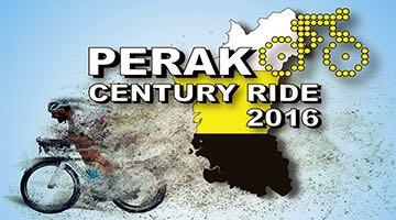 Perak Century Ride 2016 Logo