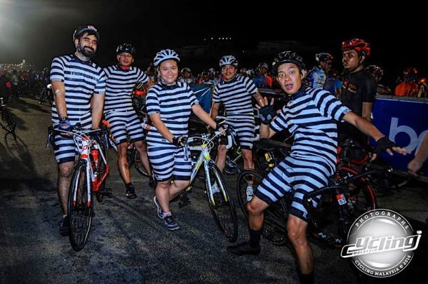 RHB Shimano Highway Ride LEKAS 2016 Prisoners CMM