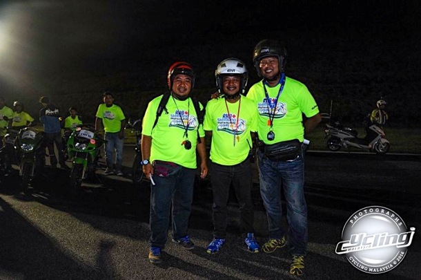 RHB Shimano Highway Ride LEKAS 2016 Support CMM
