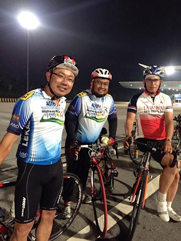 RHB Shimano Highway Ride LEKAS 2016 Talisman Guys Azad Z