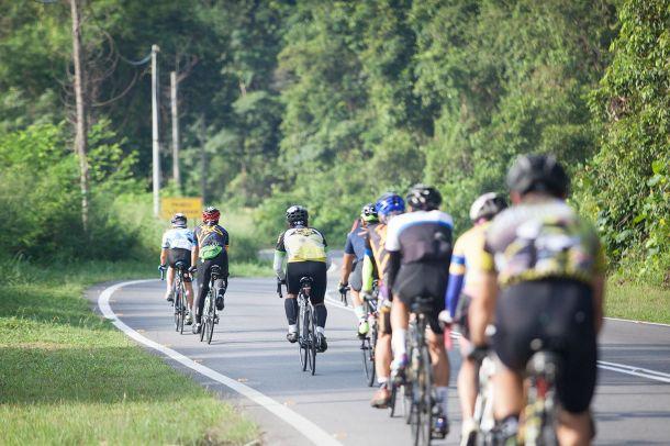 BCG Tour Kajang - Melaka - Kajang Day 1 Chasing Pack 2