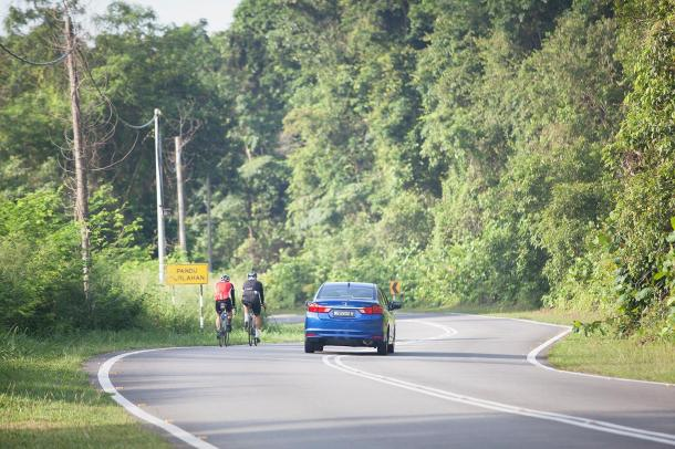BCG Tour Kajang - Melaka - Kajang Day 1 Duo 2