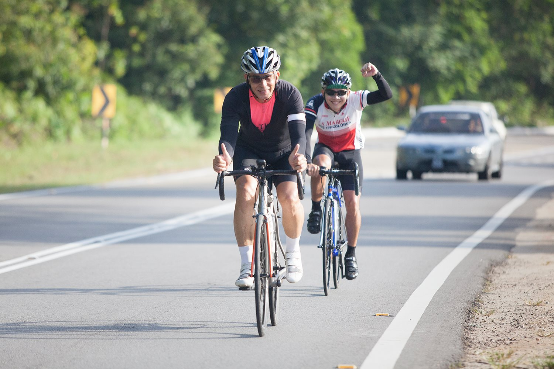 BCG Tour Kajang - Melaka - Kajang Day 1 Duo