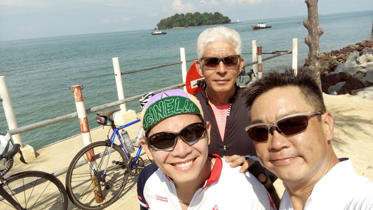 BCG Tour Kajang - Melaka - Kajang Day 1 PD Leslie