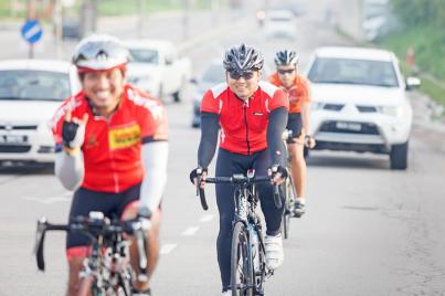 BCG Tour Kajang - Melaka - Kajang Day 1 Riders 12