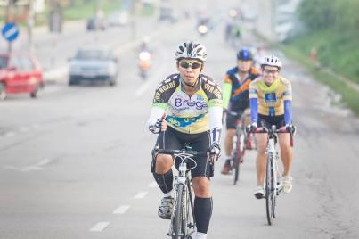 BCG Tour Kajang - Melaka - Kajang Day 1 Riders 17