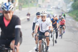 BCG Tour Kajang - Melaka - Kajang Day 1 Riders 6