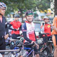 BCG Tour Kajang - Melaka - Kajang Day 1 Start Group 1