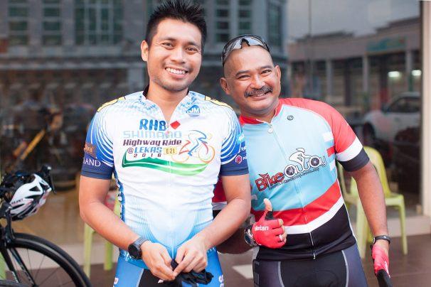 BCG Tour Kajang - Melaka - Kajang Day 2 Start 1