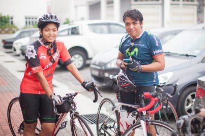 BCG Tour Kajang - Melaka - Kajang Day 2 Start 11