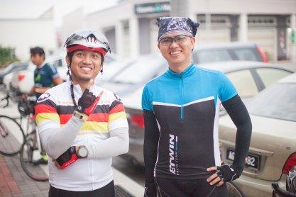 BCG Tour Kajang - Melaka - Kajang Day 2 Start 14