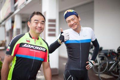 BCG Tour Kajang - Melaka - Kajang Day 2 Start 17