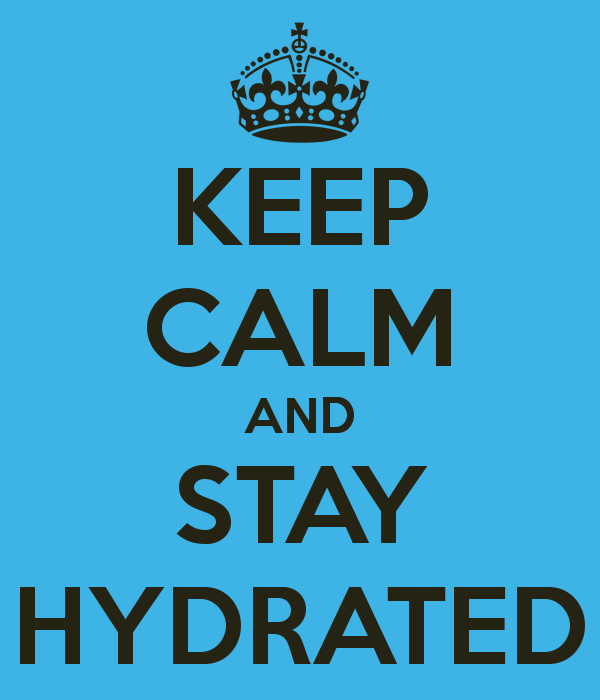 Hydration Banner