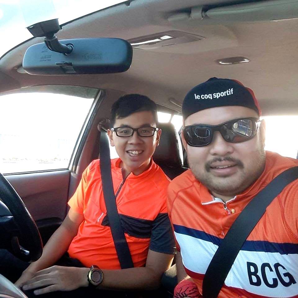 BCG Tour Klang - PD - Klang Support Truck Danial