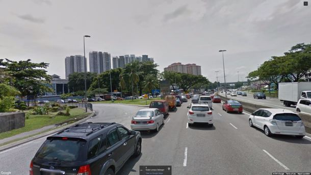 Hulu Yam Jalan Kuching
