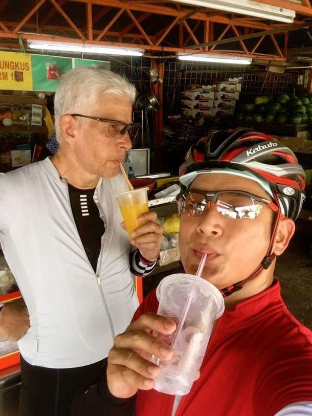 Hulu Yam Juice Marco