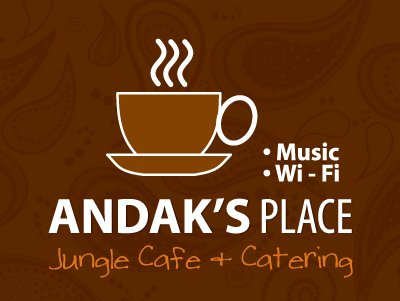 Andak's Place Logo
