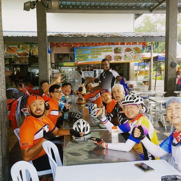 BCG Morib Ride Makan AiLin Lim