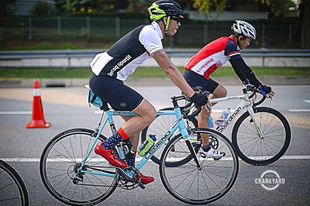 Putrajaya Century Ride 2016 Early 02 Crankyard