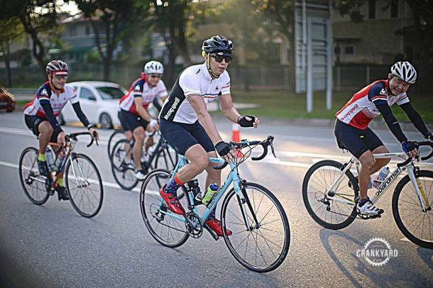 Putrajaya Century Ride 2016 Early 03 Crankyard