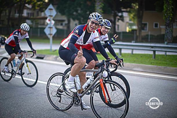 Putrajaya Century Ride 2016 Early 04 Crankyard