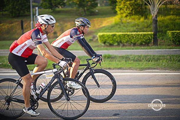 Putrajaya Century Ride 2016 Early 08 Crankyard