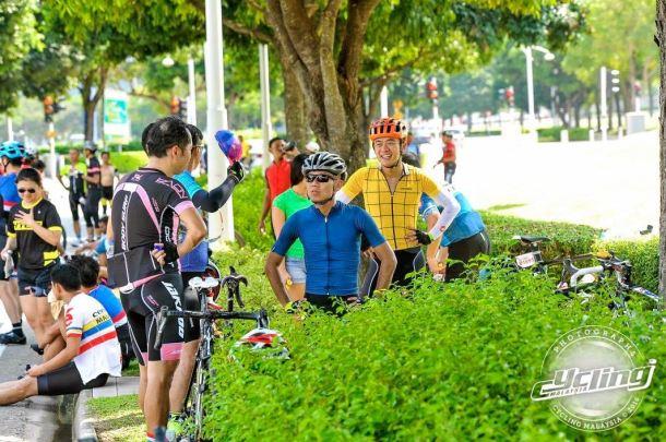 Putrajaya Century Ride 2016 Finish Shade 01 CM